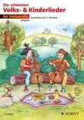Die schönsten Volks- und Kinderlieder, 1-2 Violoncelli