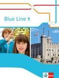 Blue Line. Ausgabe ab 2014: 5. Schuljahr, Schülerbuch; Bd.1