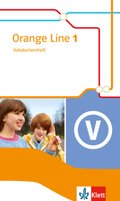 Orange Line. Neuausgabe ab 2014: 5. Klasse, Vokabellernheft; .1