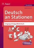 Deutsch an Stationen SPEZIAL - Umgang mit dem Wörterbuch