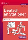 Deutsch an Stationen SPEZIAL - Grammatik 1-2