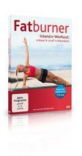 Fatburner Intensiv - Workout schlank & straff in Rekordzeit!, 1 DVD