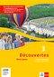 Découvertes - Série jaune: Cahier d'activités mit MP3-CD und Video-DVD; Bd.3