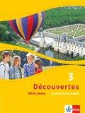 Découvertes - Série jaune: Grammatisches Beiheft; Bd.3