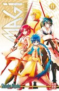 Magi, The Labyrinth of Magic - Bd.11