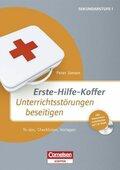 Erste-Hilfe-Koffer: Unterrichtsstörungen beseitigen, m. CD-ROM