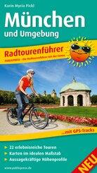 PublicPress Radtourenführer Radtourenführer München und Umgebung