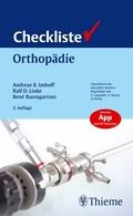 Checkliste Orthopädie