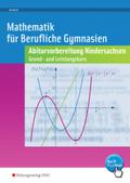 Mathematik für Berufliche Gymnasien, Abiturvorbereitung Niedersachsen