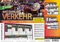 Tafel-Set Verkehr, 2 Info-Tafeln
