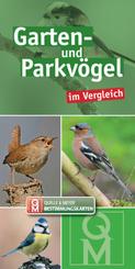 Garten- und Parkvögel im Vergleich, Bestimmungskarten
