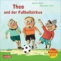 Theo und der Fußballzirkus
