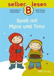 Spaß mit Mara und Timo