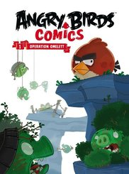 Angry Birds - Operation Omelett (Comics)