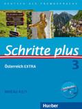 Schritte plus - Deutsch als Fremdsprache + Österreich EXTRA: Kursbuch + Arbeitsbuch + Audio-CD; Bd.3