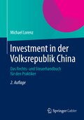 Investment in der Volksrepublik China