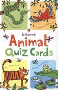 Quiz Cards Animal Quiz (Spielkarten)