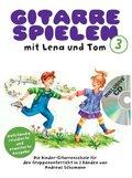 Gitarre Spielen mit Lena und Tom, m. Audio-CD - Tl.3
