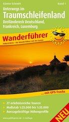 PublicPress Wanderführer Unterwegs im Traumschleifenland Dreiländereck Deutschland, Frankreich, Luxemburg
