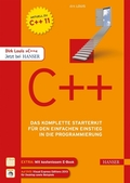 C++ - Das komplette Starterkit für den einfachen Einstieg in die Programmierung