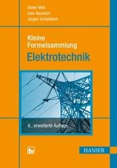 Kleine Formelsammlung Elektrotechnik