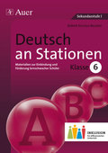 Deutsch an Stationen, Klasse 6 Inklusion