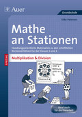 Mathe an Stationen SPEZIAL - Multiplikation & Division 3-4