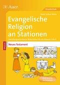 Evangelische Religion an Stationen SPEZIAL - Neues Testament