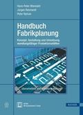 Handbuch Fabrikplanung (Ebook nicht enthalten)