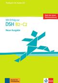 Mit Erfolg zur DSH (B2-C2): Testbuch, m. Audio-CD