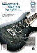 Garantiert Skalen lernen für Gitarre, m. 1 DVD+