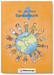 ABC der Tiere, Ausgabe Bayern: 4. Jahrgangsstufe, Sprachbuch