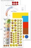 Das Mathebuch, Ausgabe Bayern: 1. Jahrgangsstufe, Arbeitsbeilagen