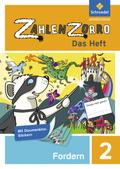 Zahlenzorro - Das Heft: Forderheft 2. Schuljahr; Bd.2
