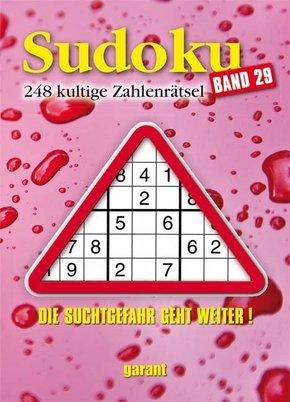 Sudoku - Bd.29