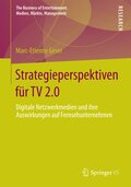 Strategieperspektiven für TV 2.0