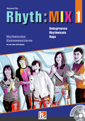 Rhyth:MIX, m. Audio-CD/CD-ROM - Bd.1