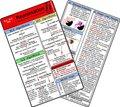 Reanimation - BLS - ALS - AED, Medizinische Taschen-Karte
