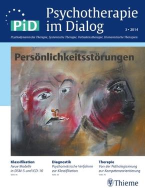 Psychotherapie im Dialog (PiD): Persönlichkeitsstörungen; Nr.3/2014