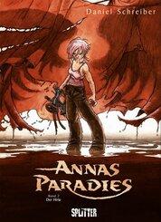 Annas Paradies, Der Hirte