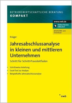 Jahresabschlussanalyse in KMU
