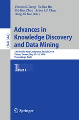 Advances in Knowledge Discovery and Data Mining - Pt.1