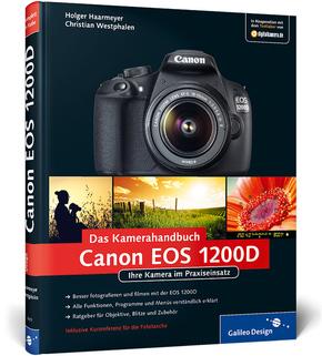 Canon EOS 1200D. Das Kamerahandbuch