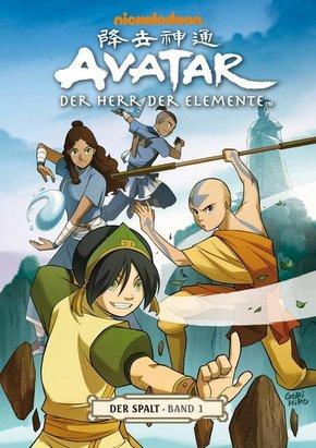 Avatar: Der Herr der Elemente, Der Spalt - Tl.1
