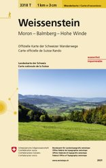 Landeskarte der Schweiz Weissenstein