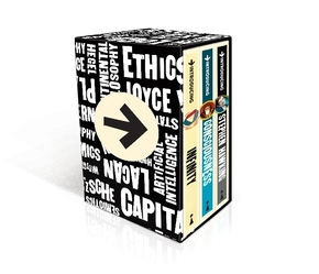 Introducing Graphic Guide box set - More Great Theories in Science, 3 Vols.