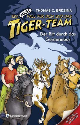 Ein MINI-Fall für dich und das Tiger-Team - Der Ritt durch das Geistermoor