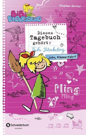 Bibi Blocksberg - Dieses Tagebuch gehört Bibi Blocksberg