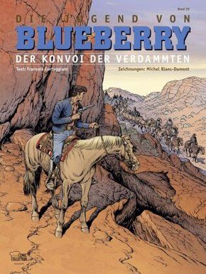 Die Jugend von Blueberry - Der Konvoi der Verdammten