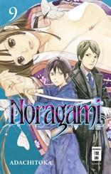 Noragami - Bd.9